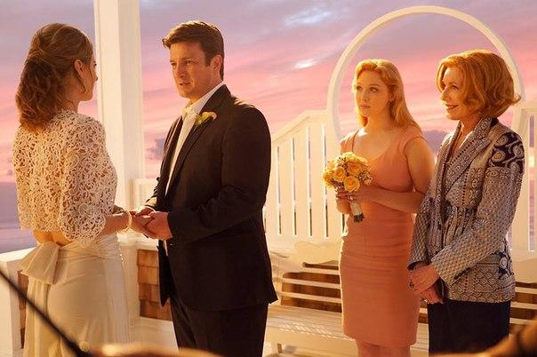 Свадьба Касла и Беккет