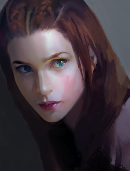 Санса Старк из Игры Престолов