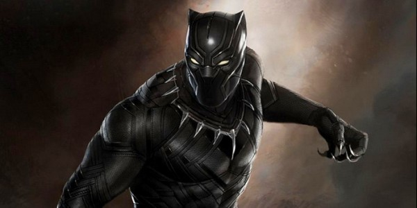 Черная пантера из комиксов