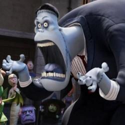 Франкенштейн из мультфильма Монстры на каникулах