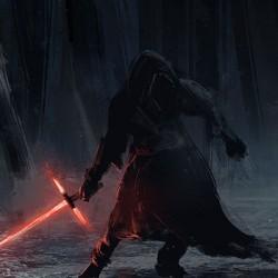 Кайло Рен из Звездных войн