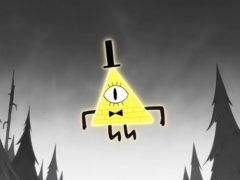 Билл Шифр / Bill Cipher (Gravity Falls)