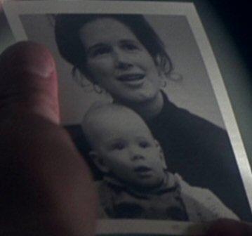 Fox Mulder из Секретные материала
