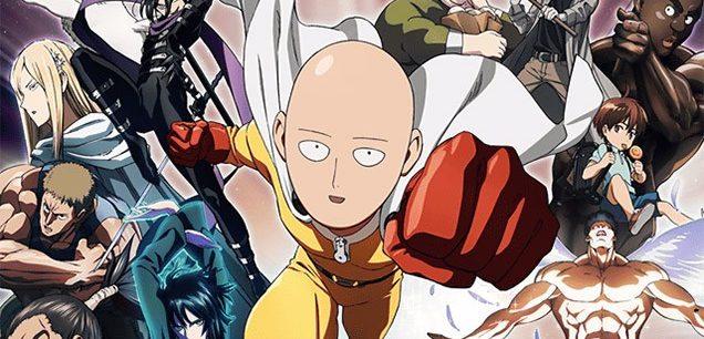 Ванпачмен из аниме