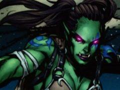 Кто такая Гарона из Warcraft?
