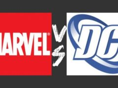 Девушки Marvel vs. DC Comics