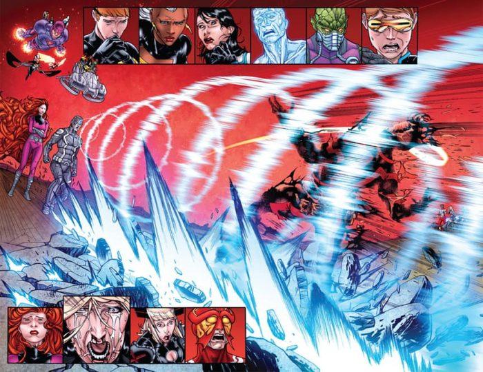 Как погиб Циклоп в комиксах