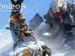 Сюжетный ролик Horizon Zero Dawn