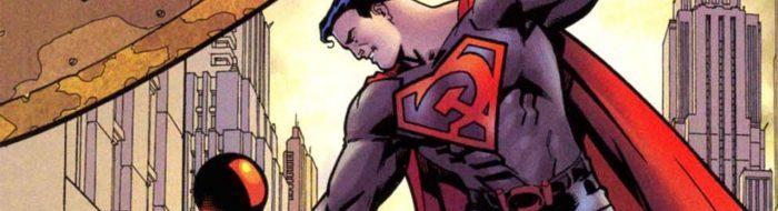 Красный сын из комиксов