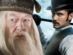Джуд Лоу сыграет волшебника Альбуса Дамблдора