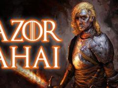 Пророчество об Азор Ахае
