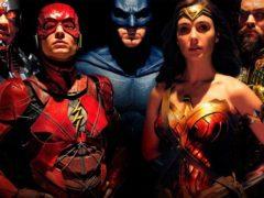 Официальный трейлер фильма и героев Лиги Справедливости