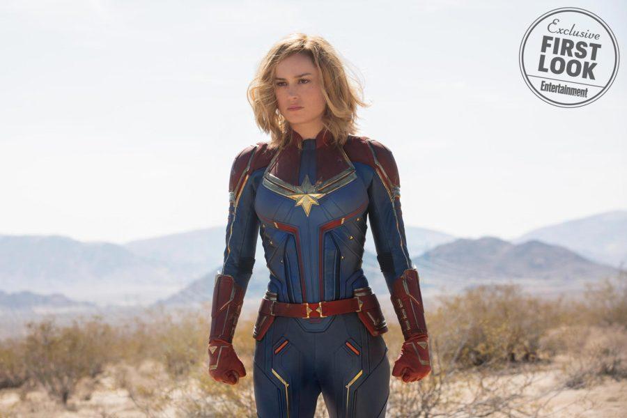 Кадры из фильма Капитан Марвел 5