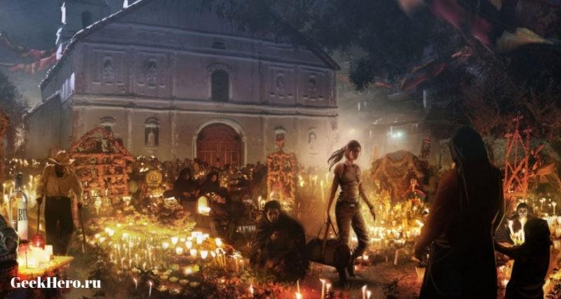 Сюжет в Shadow of the Tomb Raider