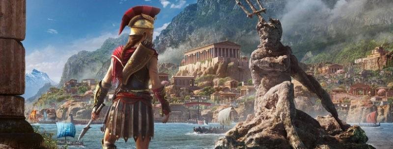 Рецензия на Ассасин Крид Одиссея