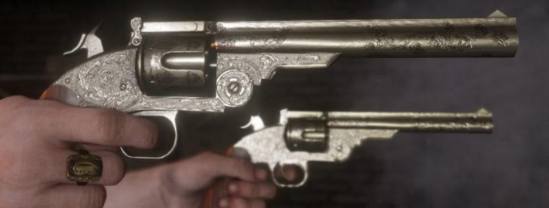 Где найти лучшее оружие Red Dead Redemption 2