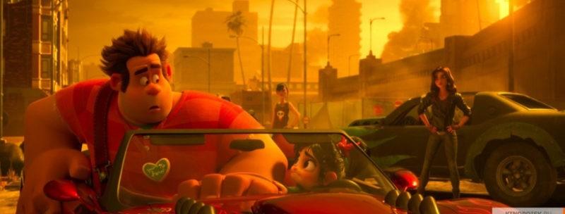 Обзор мультфильма Ральф 26