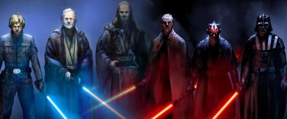 Тест сторона Силы в Звездных войнах