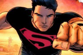 Биография Супербоя из комиксов DC