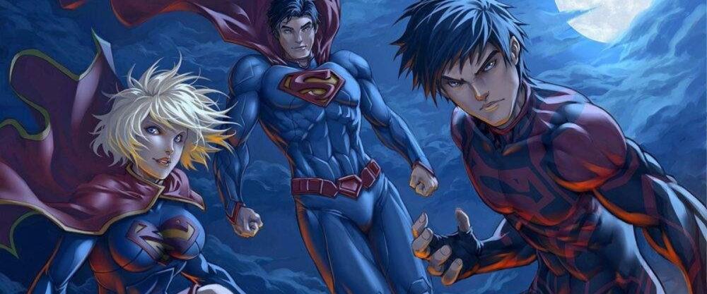 История Супербоя 3
