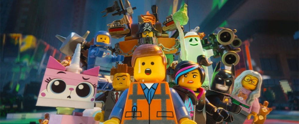 Лучший персонаж Лего Фильм