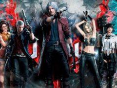 Обзор игры Devil May Cry 5