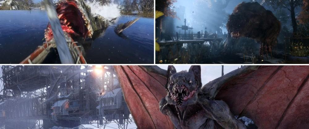 Как убить медведя, демона и сома в игре Метро: Исход