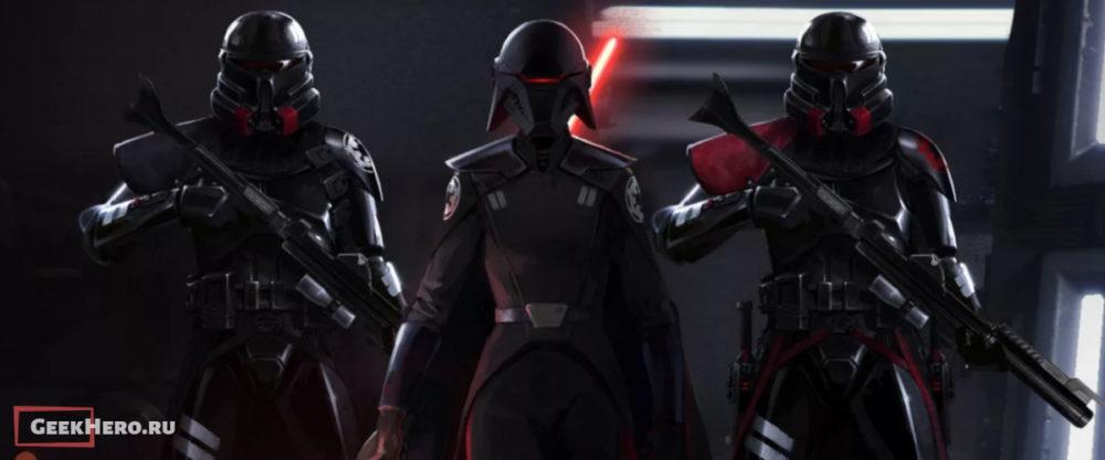 Сюжет и трейлер игры Star Wars Jedi Fallen Order 1