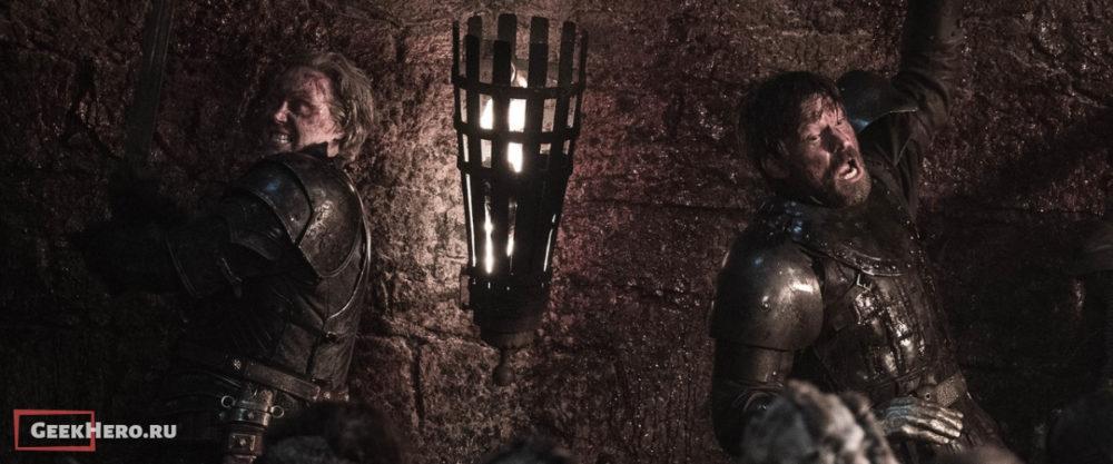 Обзор 3 серии 8 сезона Игры Престолов 2