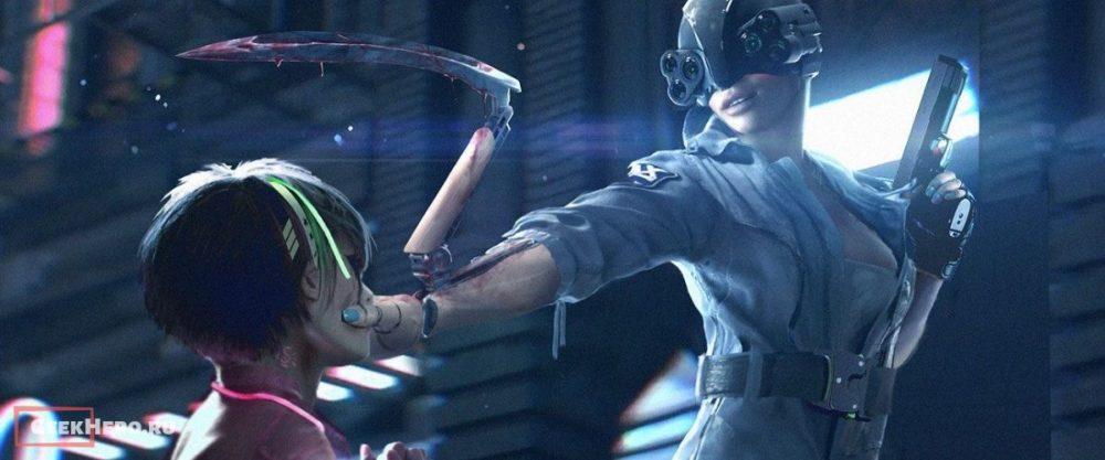 Все об игре Cyberpunk 2077 6