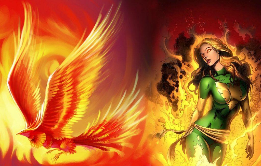 Джин Грей / Jean Grey (Marvel)